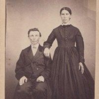 Wedding Image of Jacob Naumann and Catherine Ann Keck