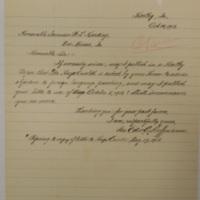 Publishing Letters