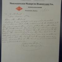Moeszinger to Metcalf