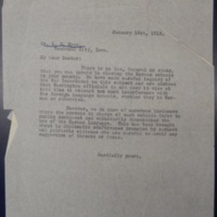 Response to Hews