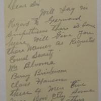 List of Disloyal Germans