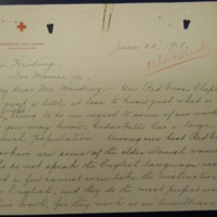 Red Cross and Language Proclamation