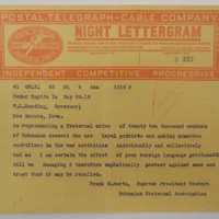 Bohemian Fraternal Association