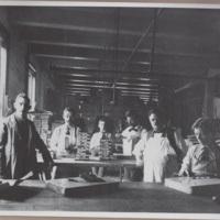Image of Hertzberg Bindery Interior