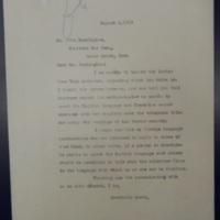 Response to Buckingham