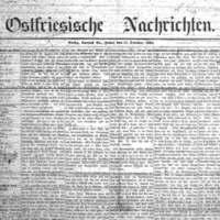 Ostfriesische Nachrichten (East Frisian News)