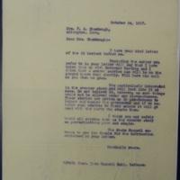 Response to Shambaugh