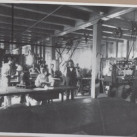 Image of Hertzberg Bindery Factory Floor