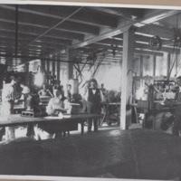 Image of Hertzberg Bindery Factory Floor