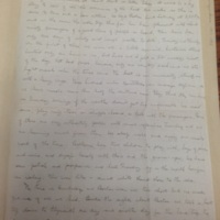 Letter from Charles Keyes on board ocean liner to Germany with family, 1912