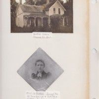 Gotter Family Home and Millie, Eldest Daughter