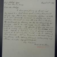Dutton Encloses Article