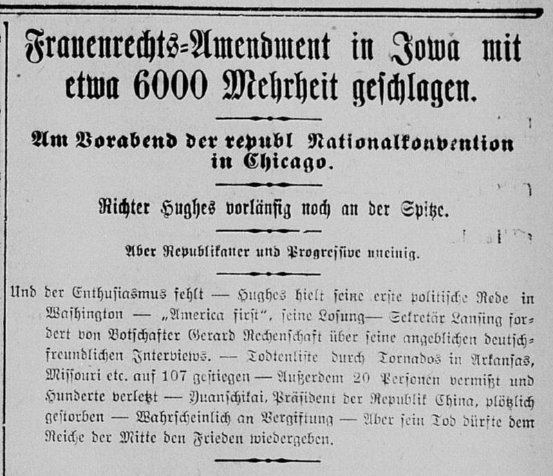 Demokrat.1916-06-07.Pg1.Frauenstimmrecht-Crop2.jpg